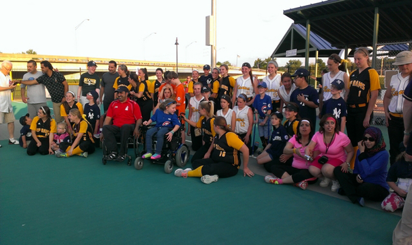 About the Kiwanis Miracle League