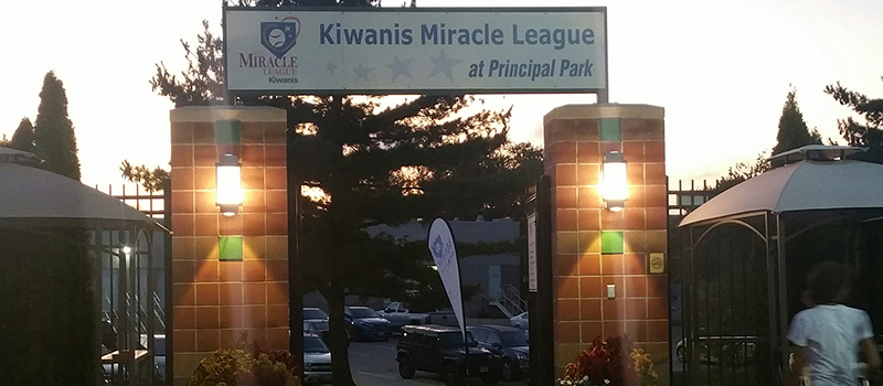 Kiwanis Miracle League