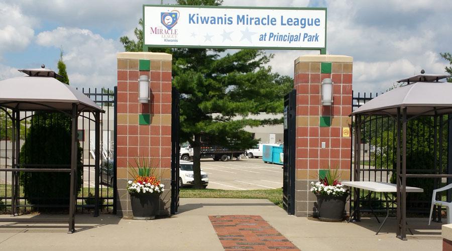 Kiwanis Miracle League Des Moines